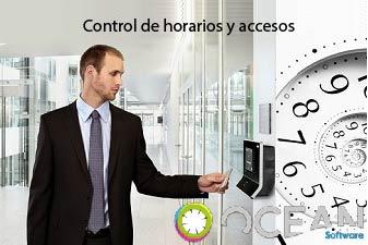 Control de horarios, presencia y acceso